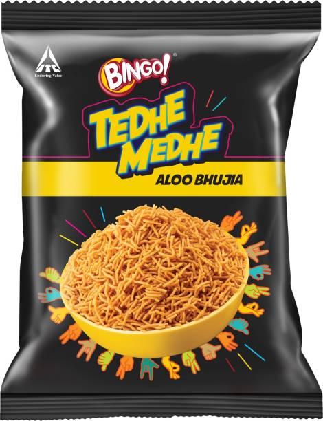 Bingo Tedhe Medhe Aloo Bhujia