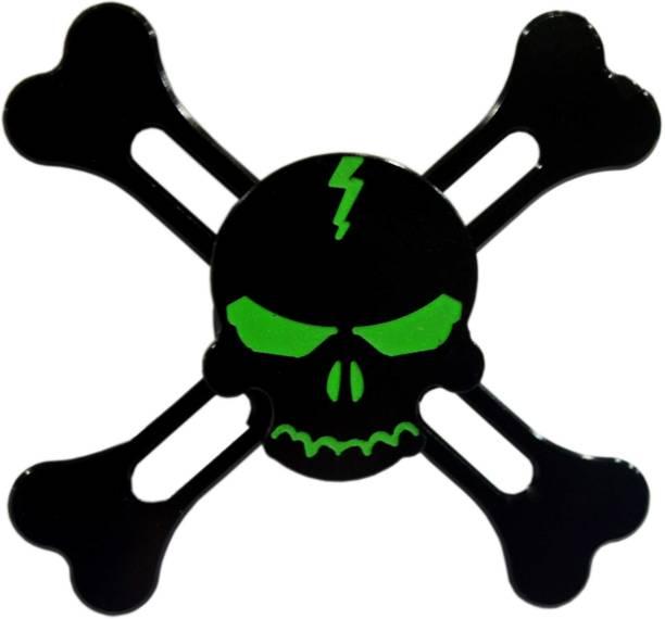 PREMSONS Hand Fidget Spinner - Skull