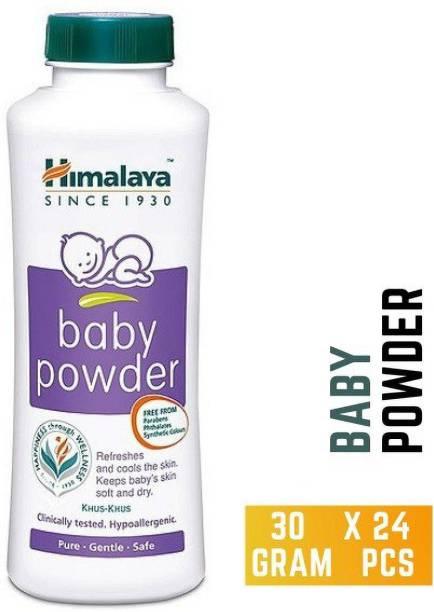 HIMALAYA Herbal Baby Powder 30GM (30 G *12) *2