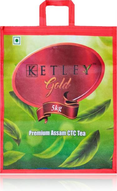 Ketley Gold Factory Direct Assam Tea - Shipped within 48 Hours of Plucking | 5kg Tea Box