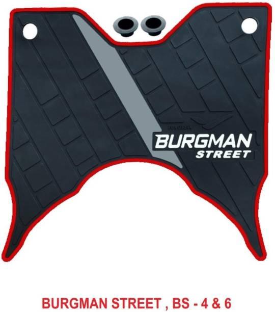 Gadget Deals Super Quality Super Fit Scooty Foot Mat BS4 & BS6 Suzuki Burgman Street Two Wheeler Mat