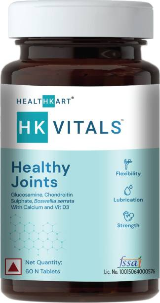 HEALTHKART Joint Support Supplement with Vitamin D3 For Joints Strength Mobility & Flexibilty