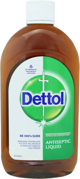 Dettol Effective Protection Antiseptic Liquid