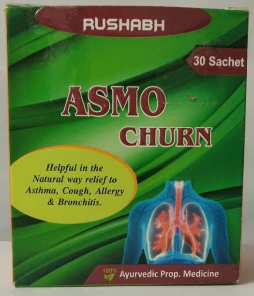 Rushabh GAHARWAR ASMO CHURAN FOR ASTHMA ,ALLERGY ,BRONCHITIS AND RESPIROTARY PROBLEM