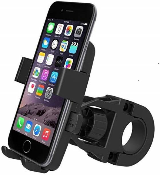 Frackson By-Cycle Mobile Holder Rotating for Bicycle & Motorcycle GPS Mount Holder Bicycle Phone Holder