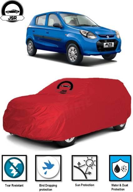 J S R Car Cover For Maruti Suzuki Alto 800 (Without Mirror Pockets)