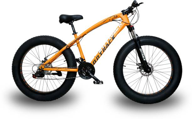 Ontrack Fat Bike 2021 26 T Fat Tyre Cycle