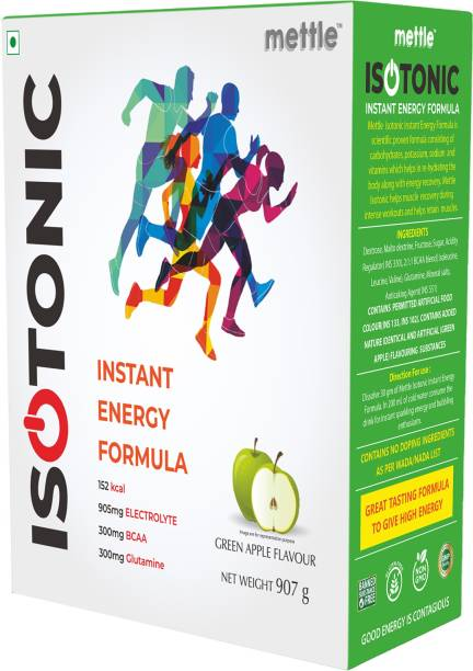 mettle Isotonic Instant Energy Formula for Extended Workout   Electrolyte Energy Drink Energy Drink