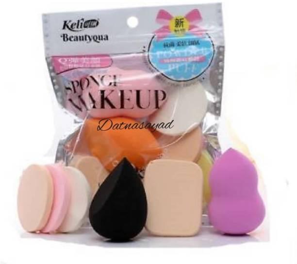 DATNASAYAD 6 in 1 Makeup Spounge Puff Set