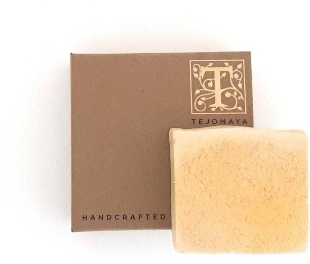 Tejomaya Handmade Natural Skin Brightening Potato and Brazilian clay soap