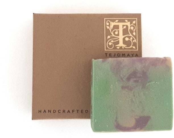 Tejomaya Handmade Natural Aromatic Patchouli and Tuberose soap