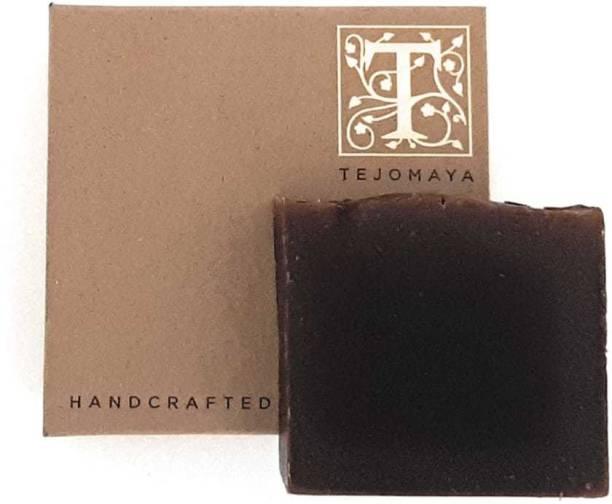 Tejomaya Handmade Natural Anti-oxidant Chocolate soap