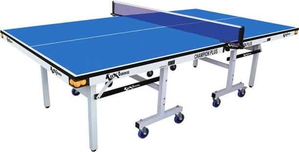 koxtons Champion Plus Rollaway Indoor Table Tennis Table