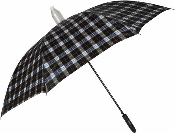 Fendo Kargil Non-Drip Straight Umbrella with Plastic Cover Umbrella