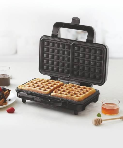 BOROSIL Neo Waffle Maker, 1000 W Waffle Maker
