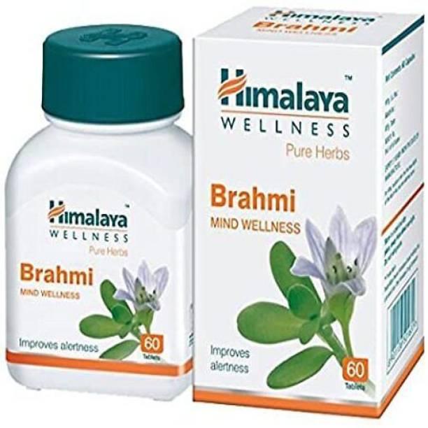 HIMALAYA BrahmiTablet-60
