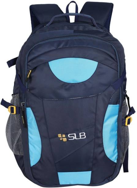 SLB Trendy Backpack with reflective strap 40 L Laptop Backpack