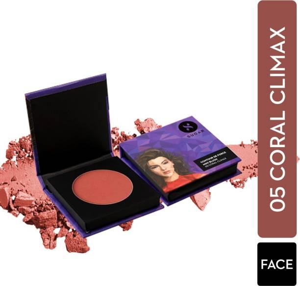 SUGAR Cosmetics Contour De Force Mini Blush