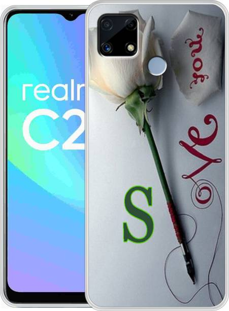 Smart Cases Back Cover for Realme C25 Back Cover