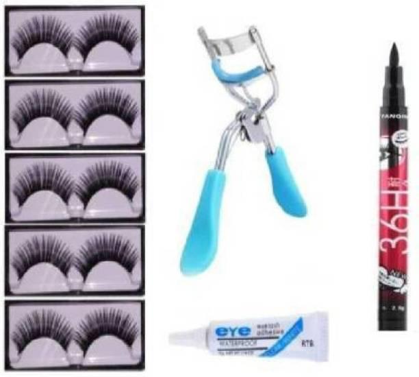 Gloster Eyelash Curler Eyelash Glue 36 H Eyeliner