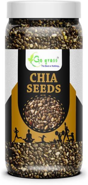 GO GRASS Chia Seed, Gluten Free, Vegan, Raw, Keto Friendly