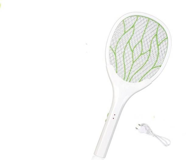 DPM 19W Heavy Duty Mosquito Bat/ Mosquito Racket With Torch & Charging Wire RECHARGEABLEI MOSQUITO SWATTER NET HIGT CAPACITY BATTERY 500mAH Electric Insect Killer