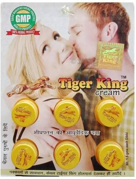 cosmetize xcvxz3 Tiger King Delay Cream for_men_HGFB551