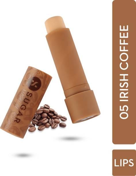 SUGAR Cosmetics Tipsy Lips Moisturizing Balm - 05 Irish Coffee Tipsy Lips Moisturizing Balm - 05 Irish Coffee