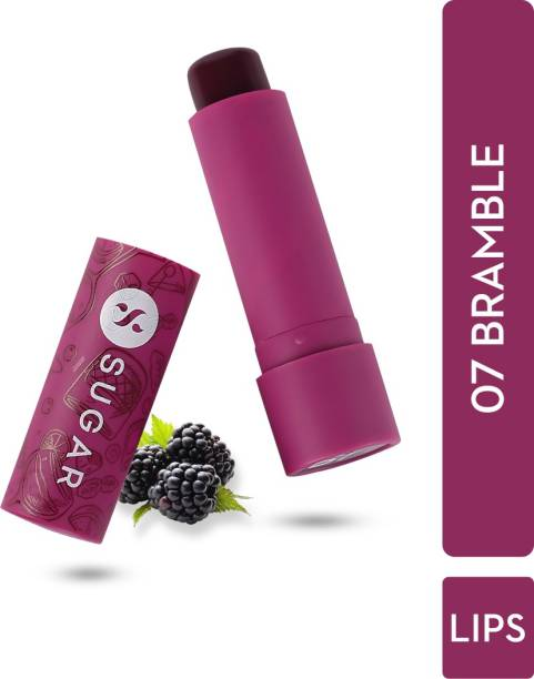 SUGAR Cosmetics 07 Bramble - Gets you in the weekend mood, even on a weekday. 07 Bramble - Gets you in the weekend mood, even on a weekday.