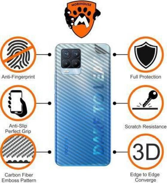 mtool Realme 8 (Back + Camera) Mobile Skin
