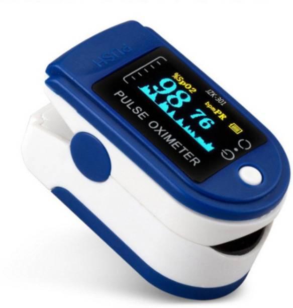 MEDGEARS ulse Oximeter Digital LED spo2 pulse oximeter for all fingertip Oxymeters For Oxygen Level oxygen meter finger oximeter (CE, FCC & ROHS Certified) Pulse Oximeter Pulse Oximeter