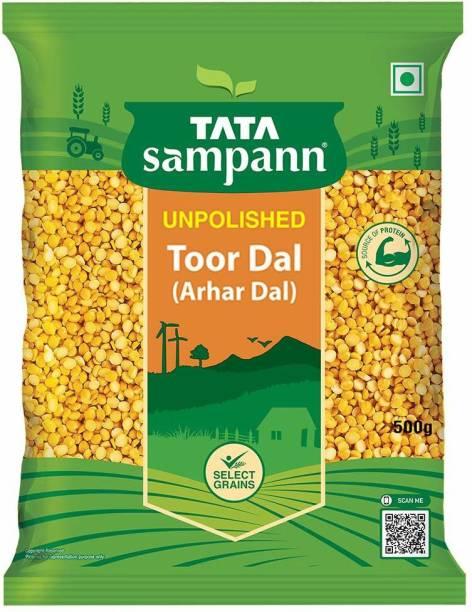Tata Sampann Yellow Toor Dal (Split)