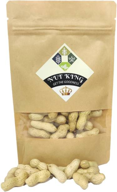NUTKING Raw Peanut (Whole)