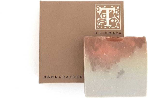 Tejomaya Handmade Natural antioxidant Cherry Blossom soap