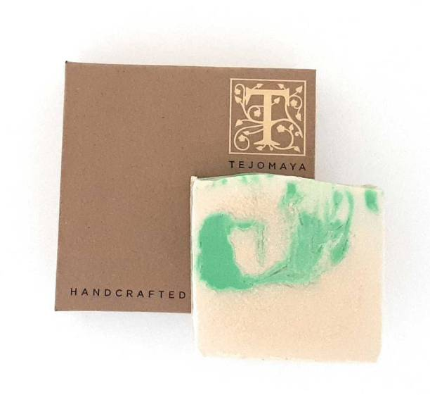 Tejomaya Handmade Natural Fragrant Kewda soap