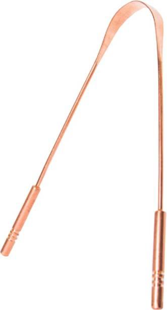 Navkar Copper Tongue Cleaner