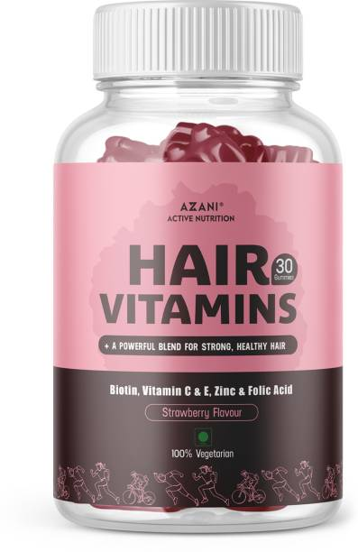 Azani Active Nutrition Hair Gummies with Biotin
