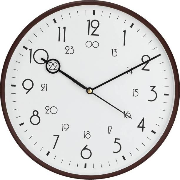 Khatu Crafts Analog 30 cm X 30 cm Wall Clock