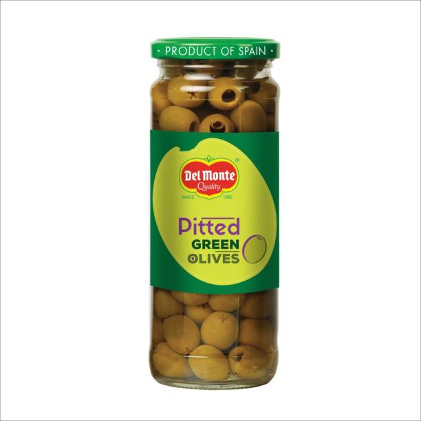 Del Monte Pitted Green Olives