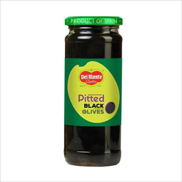 Del Monte Pitted Black Olives
