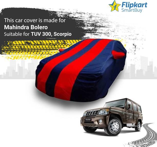 Flipkart SmartBuy Car Cover For Mahindra Bolero