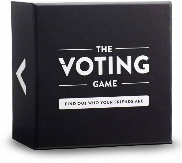 cartify The Voting Game - The Adult Party Game About Your Friends