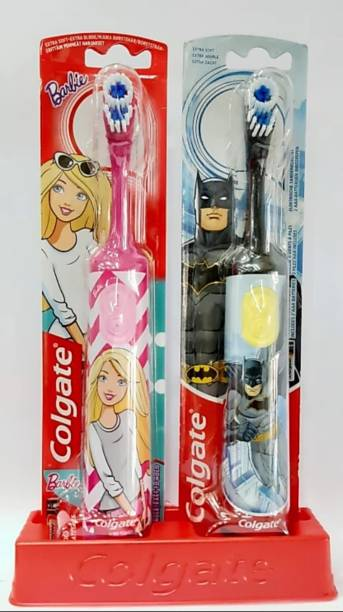Colgate KIDS AND BATMAN EXTRA SOFT POWER BRUSH Electric Toothbrush