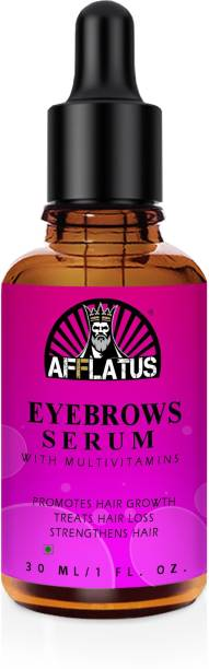 Afflatus Eyebrow & Eyelashes Growth Oil-Enriched with Natural Ingredients Growth and Care Oil For Specially Women & Girls 30 g