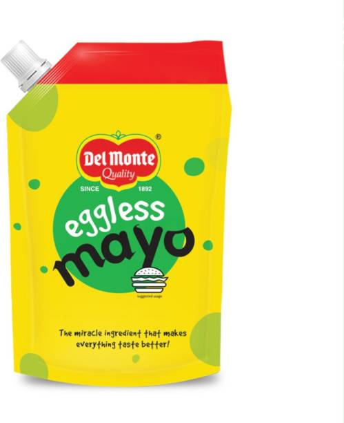 Del Monte Eggless Mayo 900 g