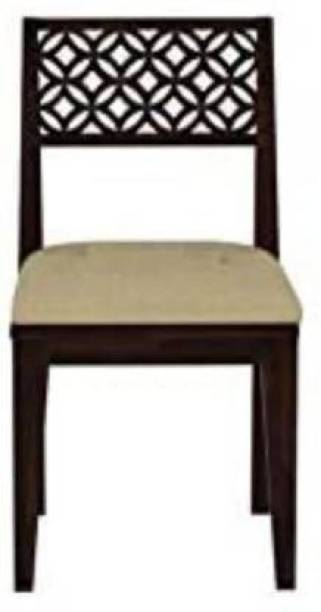 CHITRA FURNITURE Solid Wood Living Room Chair