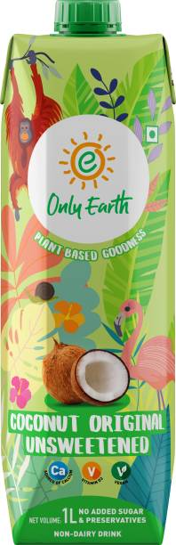 Only Earth Coconut Milk Unsweetened