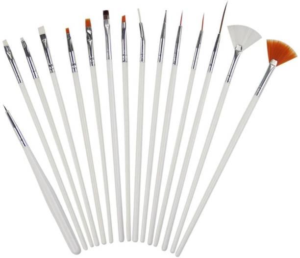 VULPIX Professional High Quality Nail Art Design Dotting Painting Drawing UV Polish Brush Pen Tools Set Kit