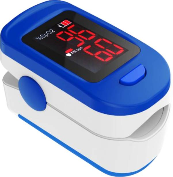 AccuSure FS10C Finger Tip Pulse Oximeter for measure SpO2 and Heart Rate Pulse Oximeter