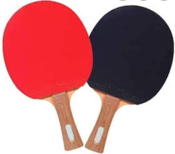 promaxxx , Multicolor Table Tennis Racquet Red, Black, Blue, Orange Table Tennis Racquet